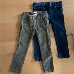 2 pair Zara Pants